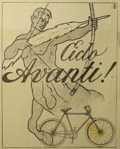 """Pubblicità su """"La Lotta"""", agosto 1913"""