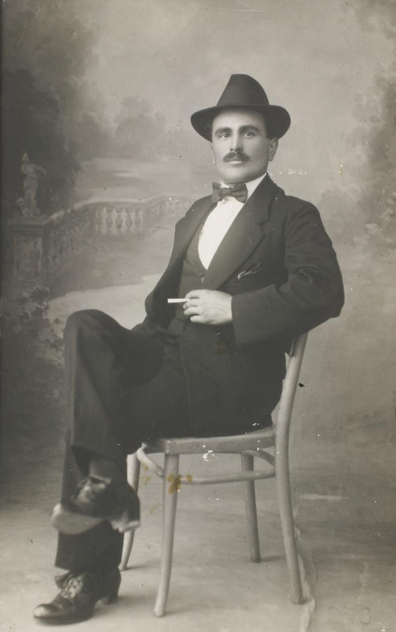 Golinelli Nerino, il primo caduto imolese (14 giugno 1915)