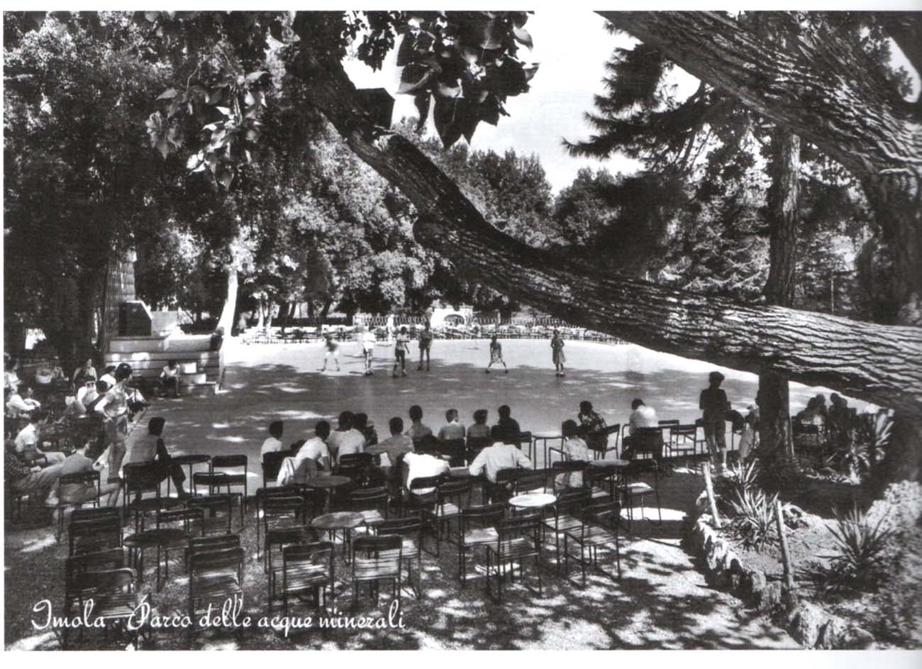 In vacanza al parco, anni 50 - 60