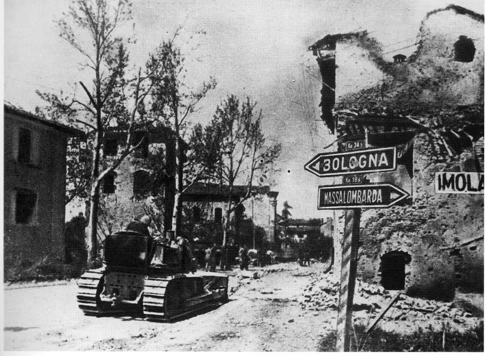 Aprile 1945. Gli Alleati alle porte di Imola
