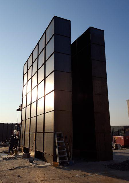 Inaugurazione del Bologna Shoah Memorial