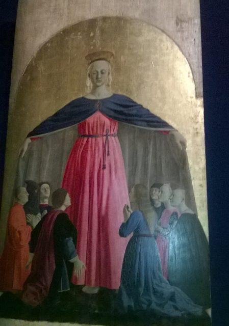 Una mostra che indaga il mito di Piero della Francesca