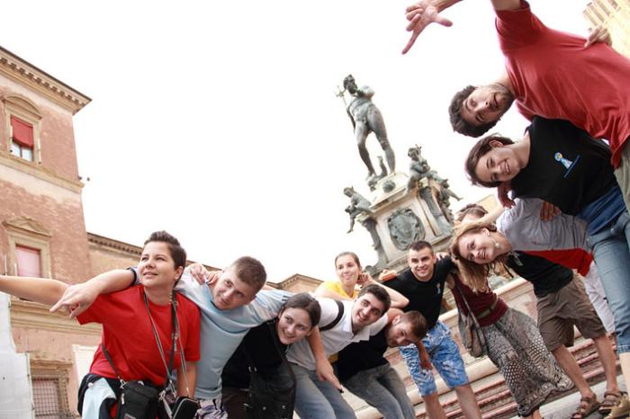 """I """"Turisti non a caso"""" in Bielorussia"""