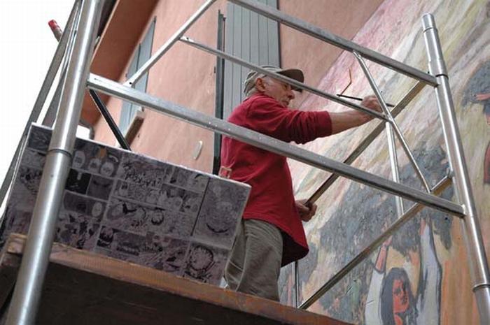 """A settembre il """"Muro Dipinto"""""""