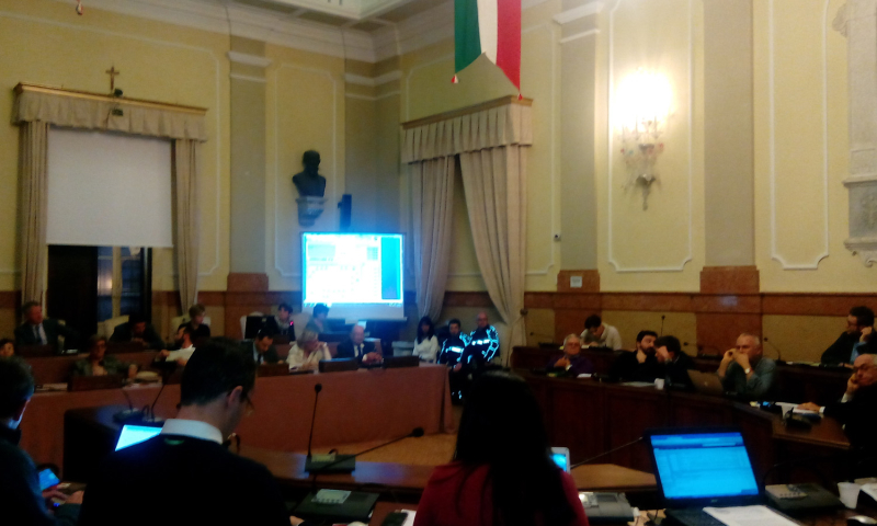"""L'astensione di Vacchi sul bilancio fa """"ingelosire"""" Linguerri e Laghi"""