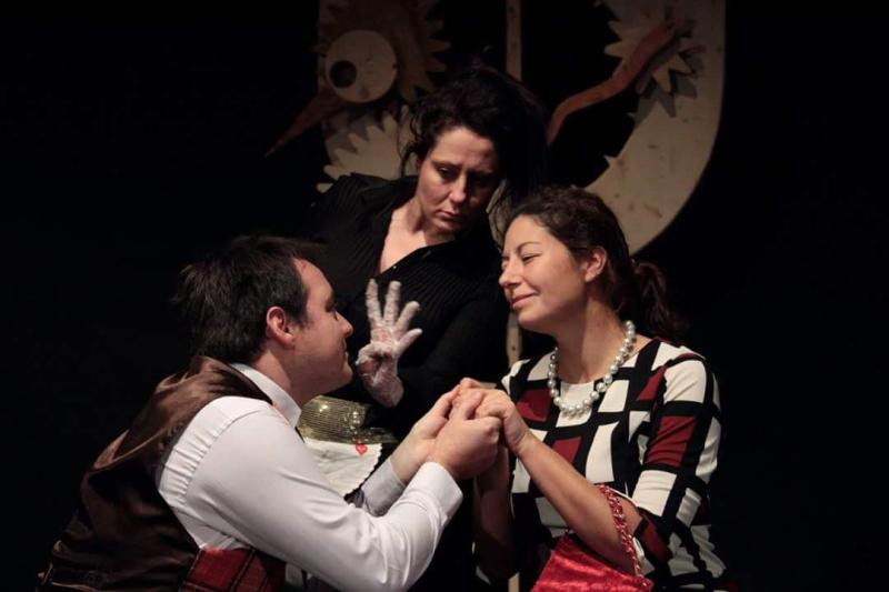 """""""eVenti"""" di Teatro: al TILT va in scena Ionesco"""