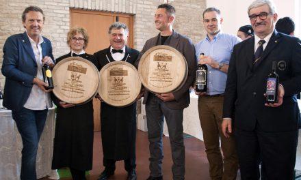 Il Sangiovese Thea Tre Monti primo ex aequo al Romagna Wine Festival