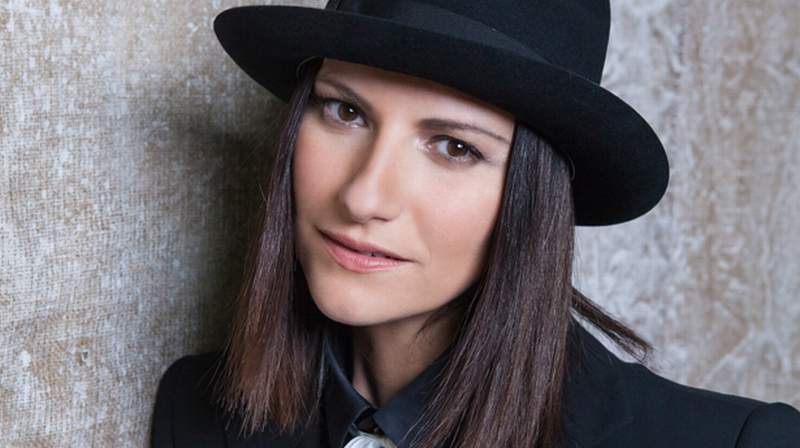 Pausini in concerto all'autodromo