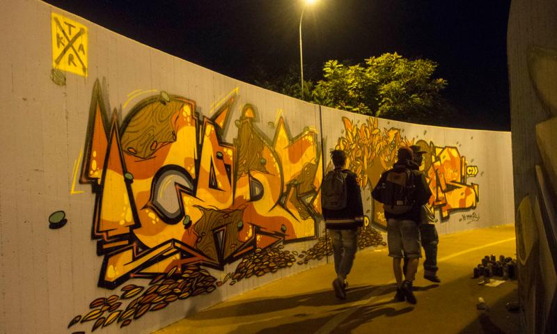 """""""Muri Liberi"""" per writers giovani e non solo"""