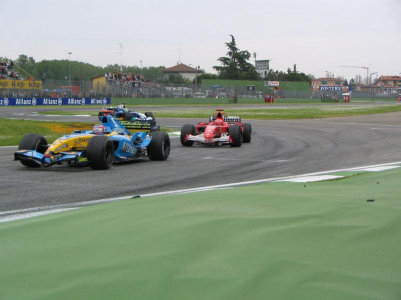Imola presenta dichiarazione formale per ospitare la F1