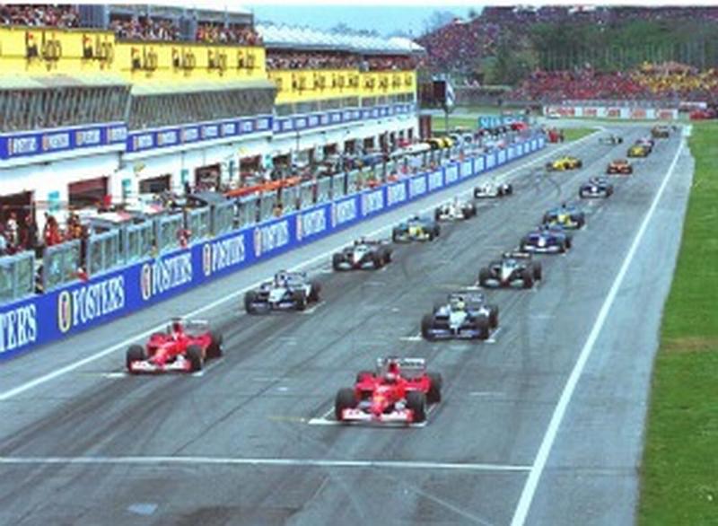 """L'autodromo """"Ferrari"""" e il Gp di F1: Zucchini con Manca contro Carapia"""