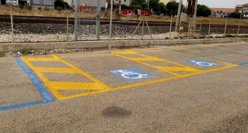Sei nuovi parcheggi per i disabili, due dei quali in centro storico