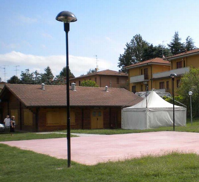 Castel S. Pietro Terme: nuova pista al Valquaderna