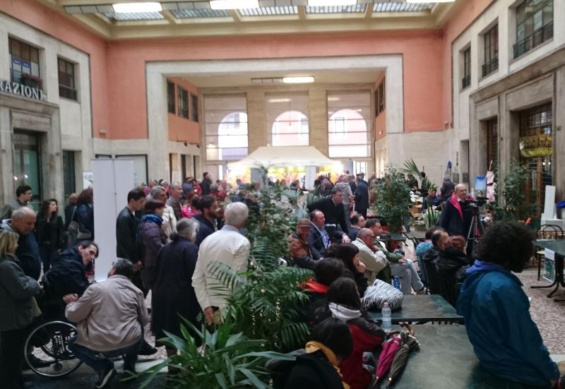 ItaliaChiamaCanapa fa tappa anche in centro storico a Medicina