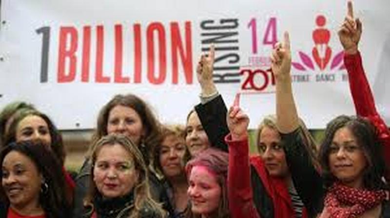 14 febbraio, San Valentino, in piazza Matteotti a Imola con One Billion Rising
