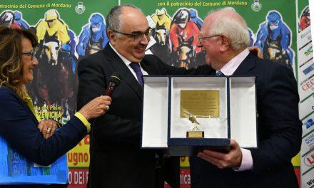 Sagra dell'Agricoltura, Aratro d'oro a Maurizio Gardini