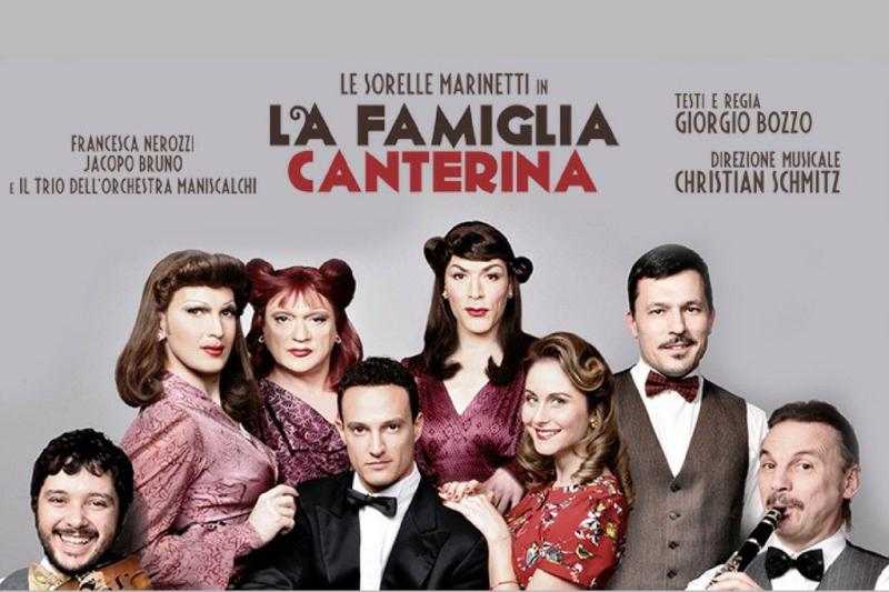 Lo swing italiano delle sorelle Marinetti