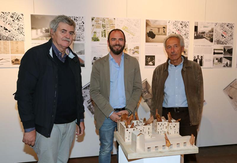 Il futuro di alcune aree di Imola visto dagli studenti di Architettura di Ferrara
