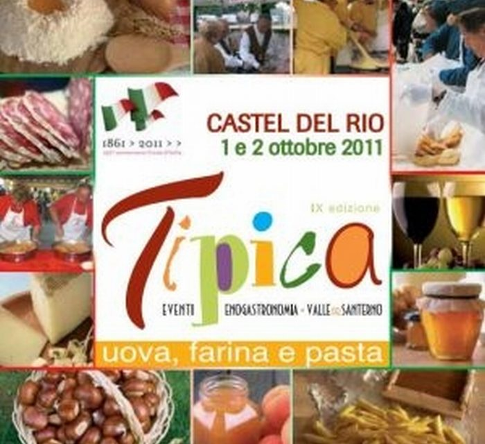 Tipica 2011: la pasta e i suoi ingredienti