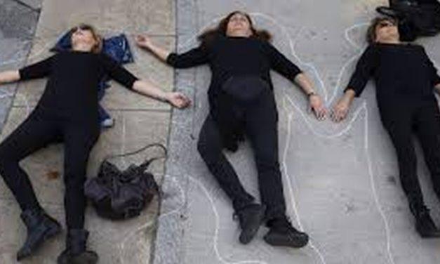 Donne contro la violenza