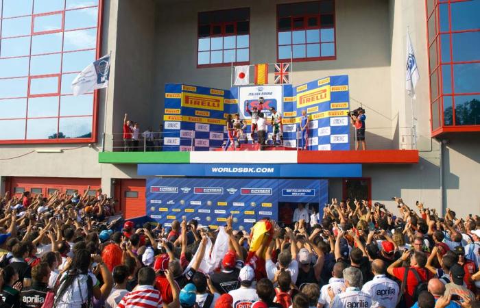 Superbike, Checa ad un passo dal titolo