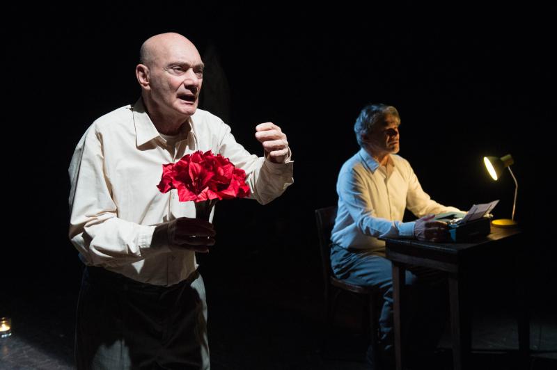 """Le """"Ombre folli"""" di Scaldati il 12 gennaio al Teatro di Casalecchio"""