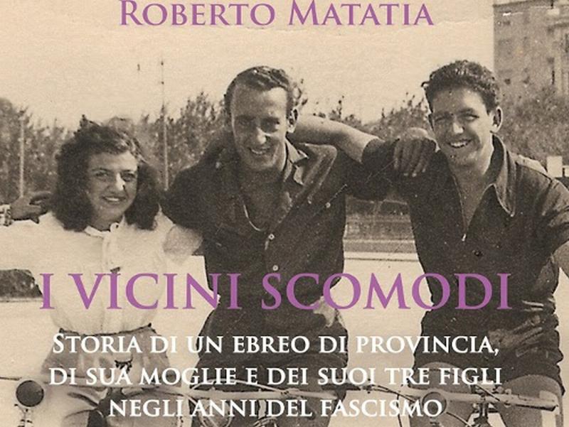 Roberto Matatia a Villa Mussolini
