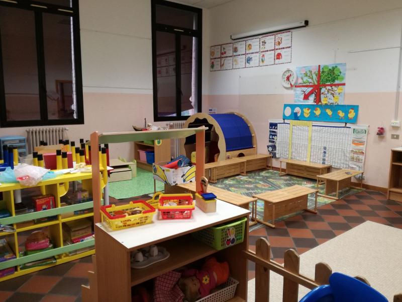 Aperta la nuova e temporanea sede della scuola Toschi – Cerchiari