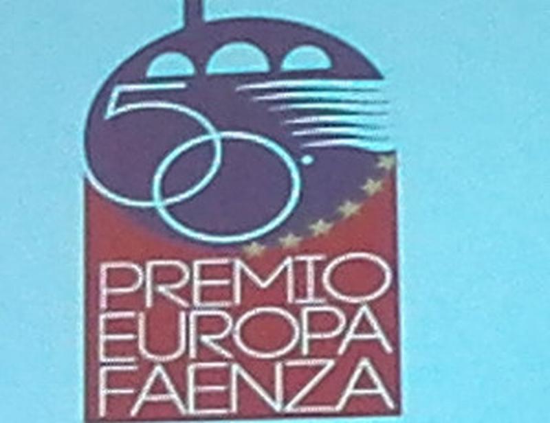 50 anni di Premio Europa a Faenza: al via le celebrazioni
