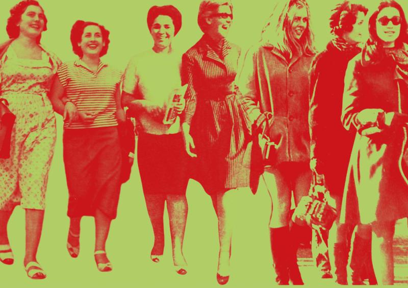 """""""Passi di libertà"""". Una mostra sui diritti delle donne"""