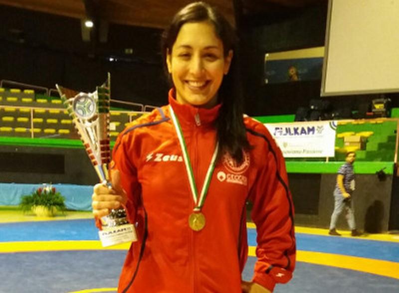 Lotta, Valentina Minguzzi campionessa italiana