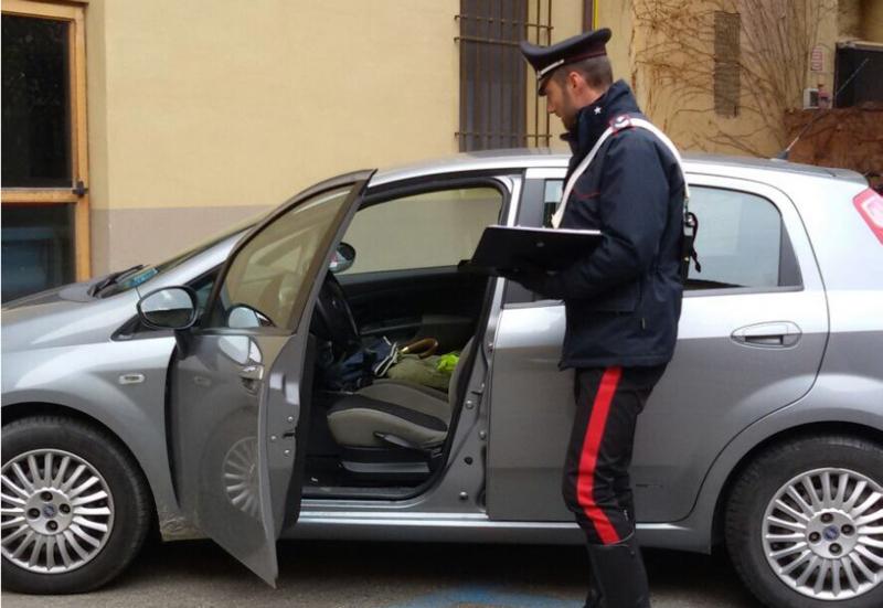 Denunciati due ladri che avevano messo a segno alcuni furti in Vallata