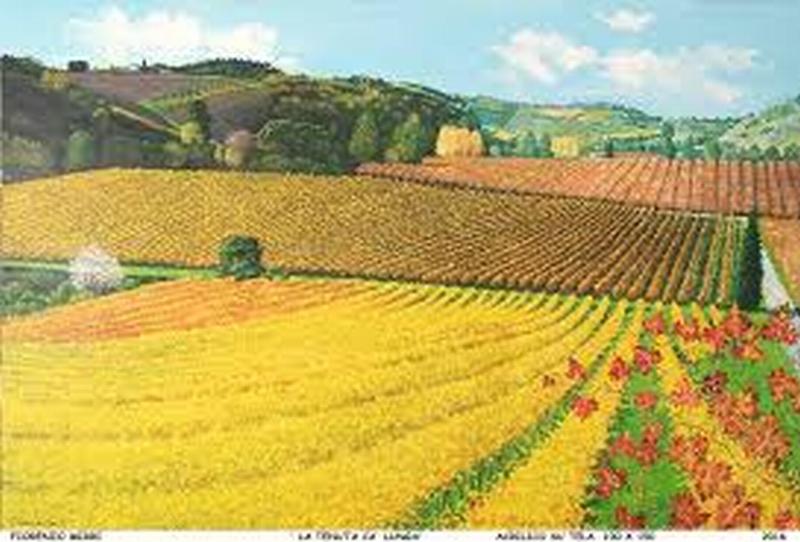 Mostra di pittura di Fiorenzo Mirri nella sede di Cna Imola