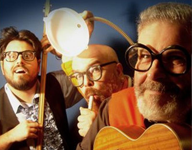 Il Jashgawronsky Brothers Trio al teatro Cassero