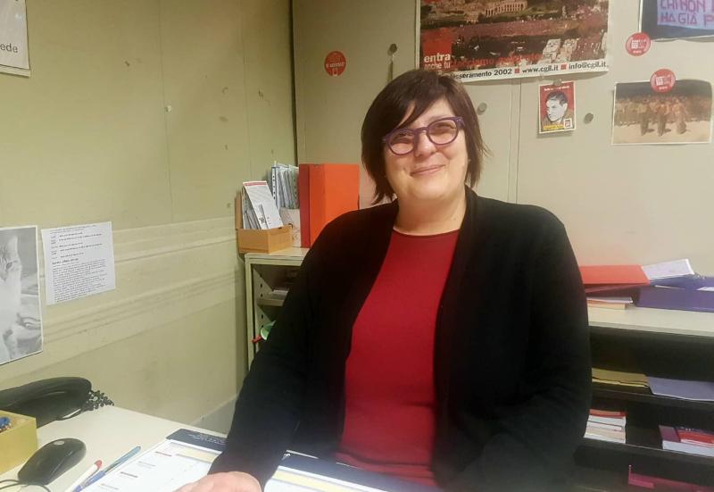 Segreteria Cgil al femminile, Morena Visani affianca Mirella Collina