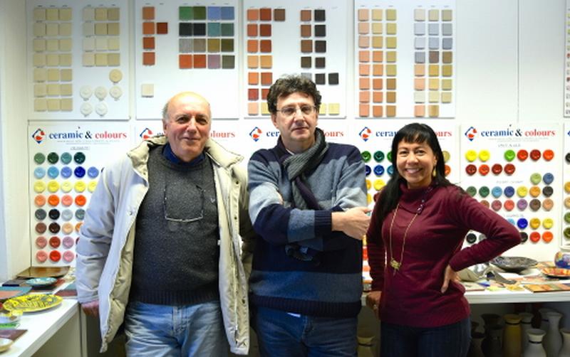 """Faenza ceramic art center"": una nuova officina creativa"