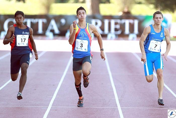Atletica: oro per Bilotti dell'Imola Sacmi Avis