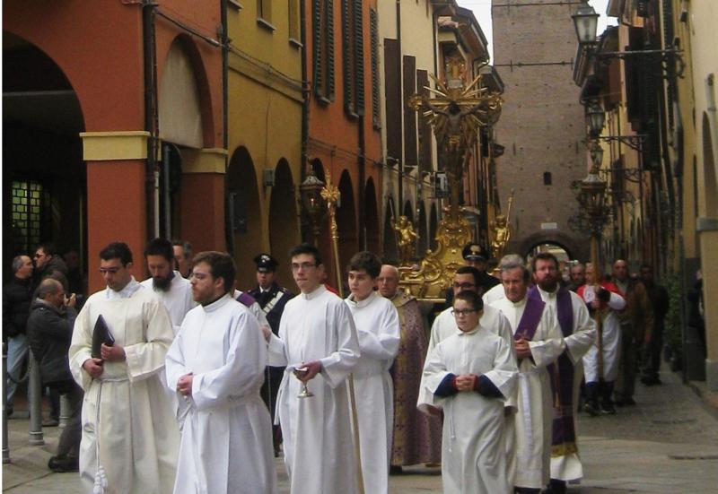 Il Crocifisso restaurato torna al Santuario per la festa di Quaresima