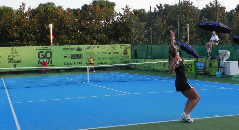 Dopo dubbi, confermati gli internazionali di tennis femminili alla Tozzona