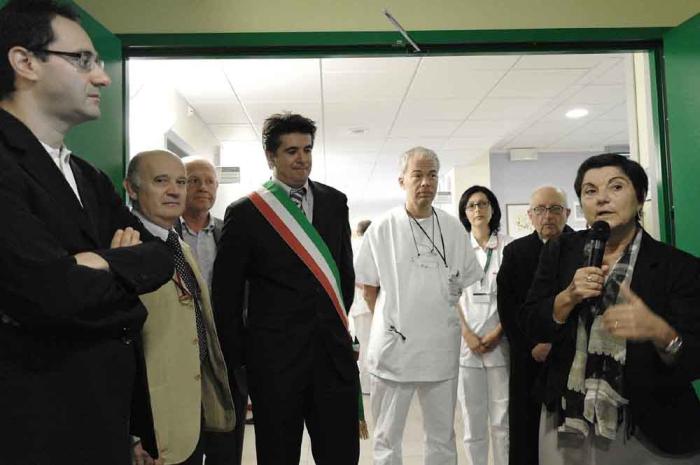 Inaugurazione del reparto di Chirurgia generale