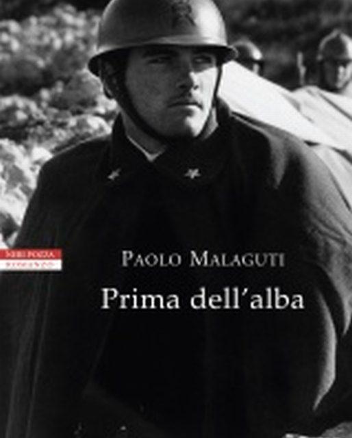 """""""Prima dell'alba"""", Malaguti presenta il suo libro"""