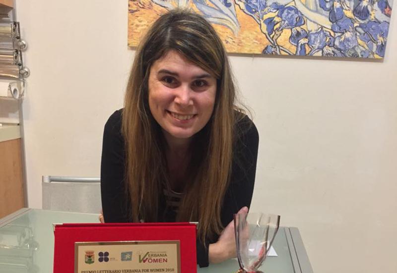 """Il premio """"Terra di Guido Cavani"""" va a Lisa Laffi"""