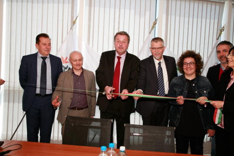 Igiene ambientale: inaugurata a Faenza la nuova sede del consorzio Astra