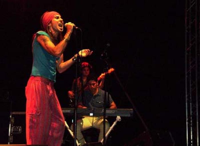 """I Kashmir alla """"Salumeria della musica"""""""