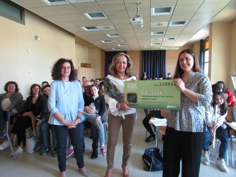 """""""Digi e Lode"""", premiate tre scuole imolesi con 7.500 euro"""