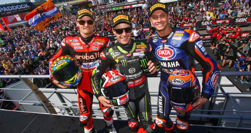 Superbike a Imola, Davies e Melandri pronti a sfidare Rea