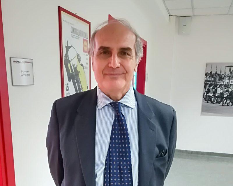 Roberto Marazzi concorre per la direzione generale di Formula Imola
