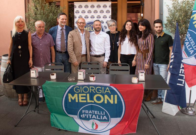 Fratelli d'Italia presenta la figlia di Italo Merli, in Consiglio tanti anni nell'Msi