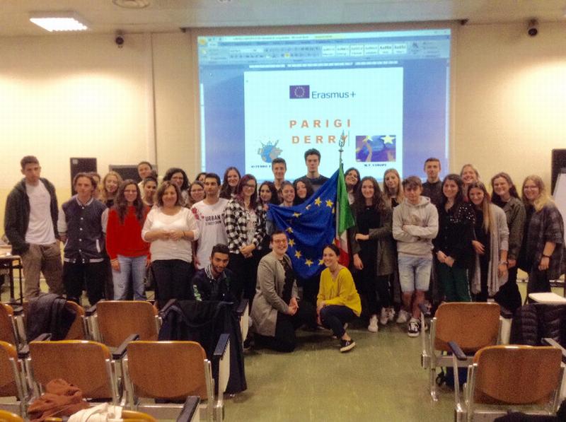 """Erasmus plus, come """"fare scuola in Europa"""""""