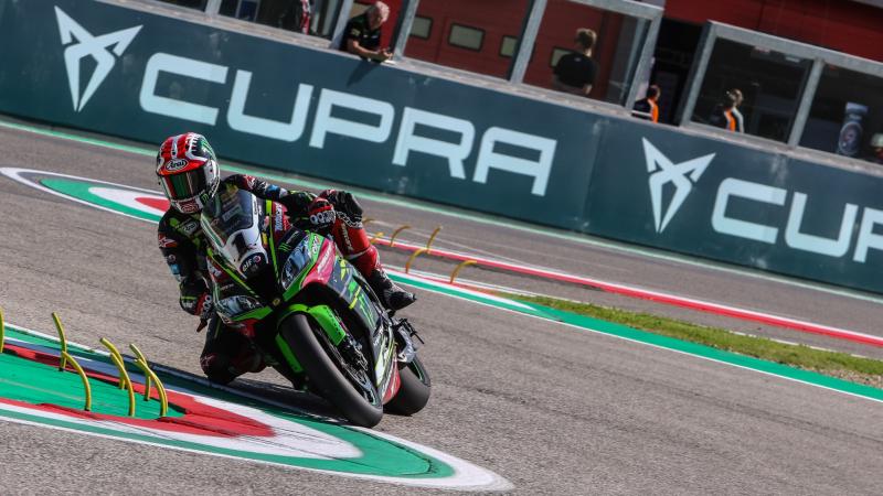 Mondiale Superbike a Imola, Rea domina anche Gara 2